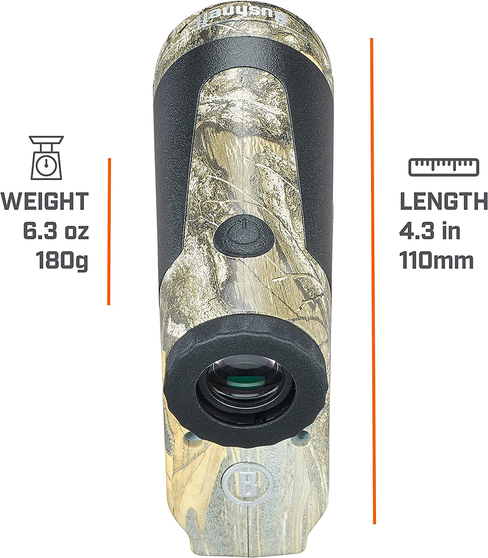 Bushnell BoneCollector 850 Laser Rangefinder_202209 : Sports & Outdoors