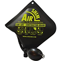 Calculated Industries #1190 Air Shim Inflatable Pry Bar and Leveling Tool; 300 LB Rating; Contractor-Grade Alignment…