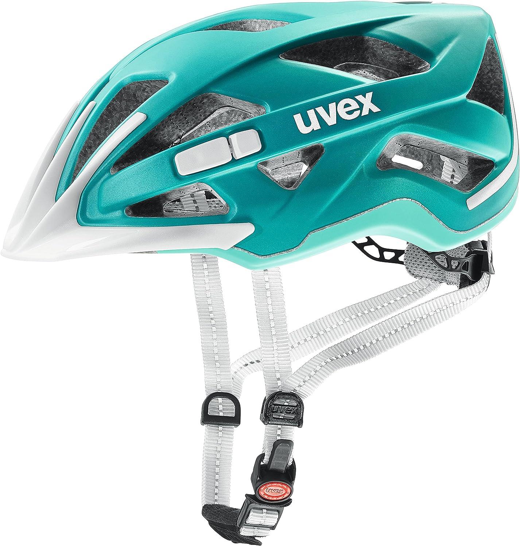 Mujer Uvex City Active Casco de Bicicleta