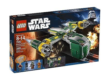 Camera Lego Driver : Lego star wars bounty hunter assault gunship stück baukasten