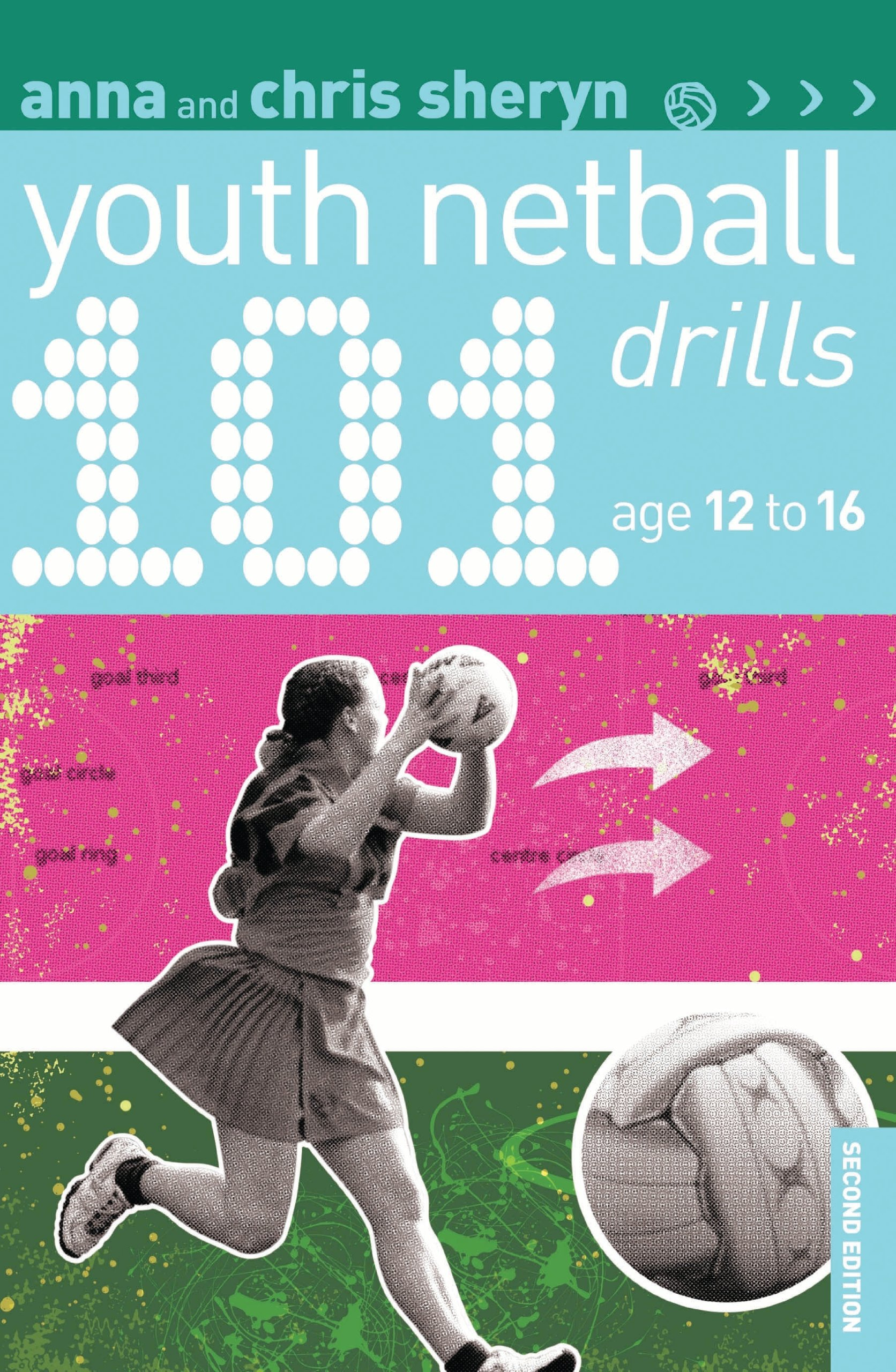 101 Youth Netball Drills Age 12-16 (101 Drills) (English Edition)