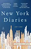 New York Diaries: 1609 to 2009 (Modern Library Paperbacks)
