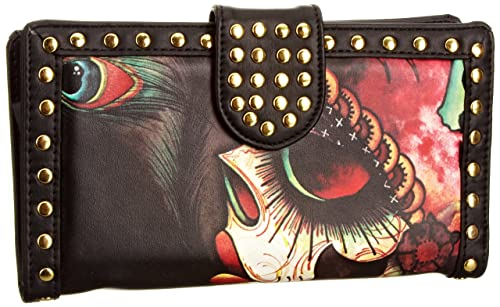 Iron Fist Vanity Fair IFLW0001 - Monedero para mujer: Amazon ...