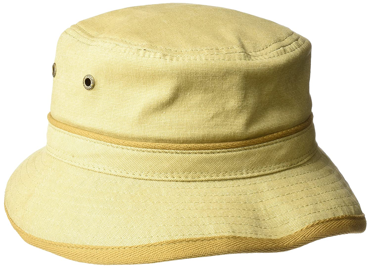 Stetson Men s Oxford Bucket Hat at Amazon Men s Clothing store  618d0de9883