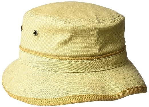 e0d9296d6df01 Stetson Men s Oxford Bucket Hat at Amazon Men s Clothing store