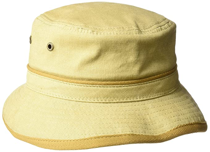 2c3f3bb90 Stetson Men's Oxford Bucket Hat