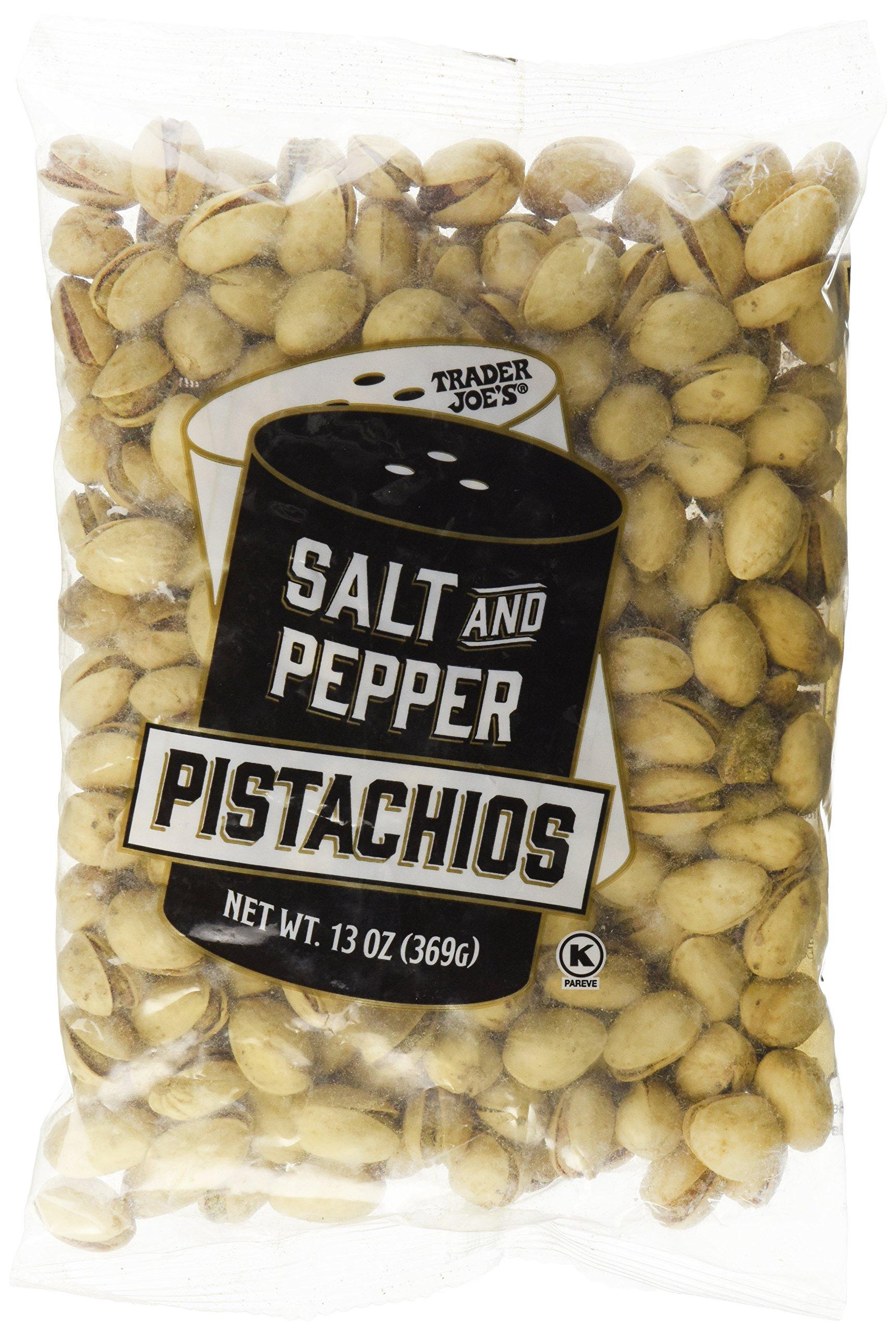 Trader Joe's Salt and Pepper Pistachios