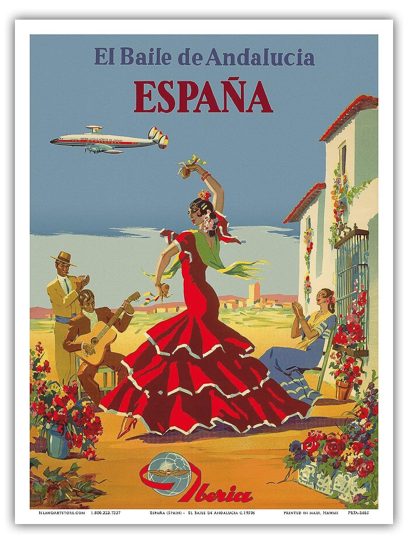 Amazon.com: España (España) – El baile de Andalucía (la ...