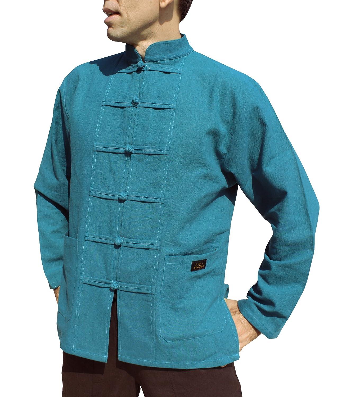 春のコレクション RaanPahMuangブランド暖かいコットンProfessional Chinese X-Large Mandarinジャケットシャツ B07DZL8VS6 Chinese B07DZL8VS6 X-Large|シーブルー シーブルー X-Large, MASUTANI:b101d20e --- importexportdigital.com