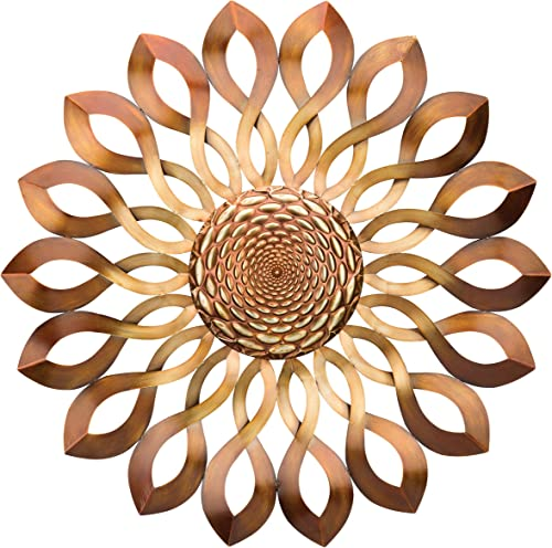 Regal Art Gift 11594 Infinity Sun Decorative Wall Art, 30