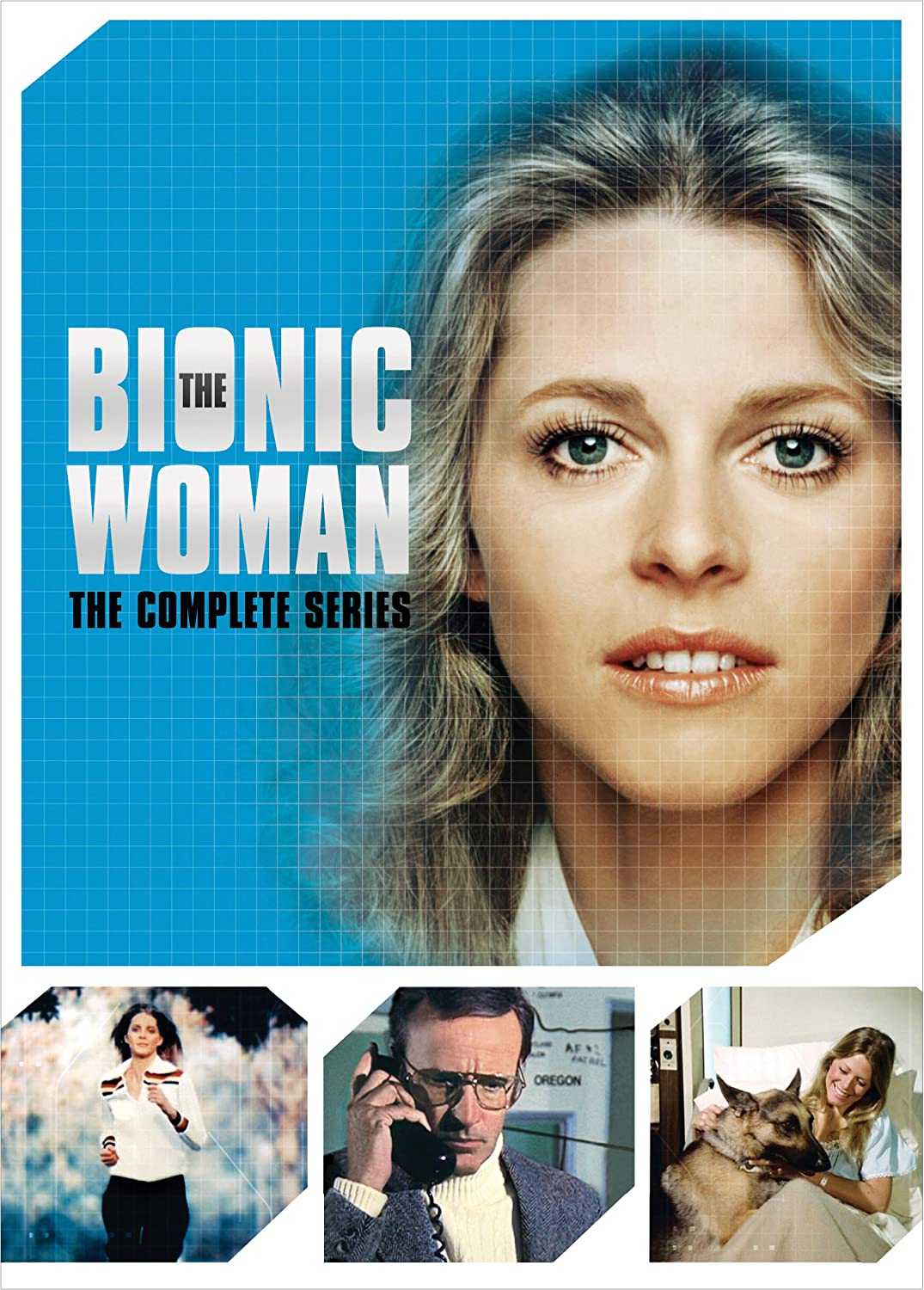The Bionic Woman: The Complete Series Lindsay Wagner