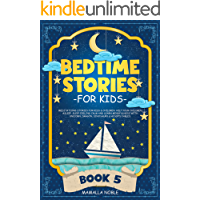 Bedtime Stories for Kids: Meditations Stories for Kids & Children. Help Your Children Asleep. Sleep Feeling Calm and Learn Mindfulness with Unicorn, Dragon, Dinosaurs & Aesop's Fables. (BOOK 5)