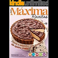 Revista Máxima Receitas - Doces e salgados com gostinho de quero mais!
