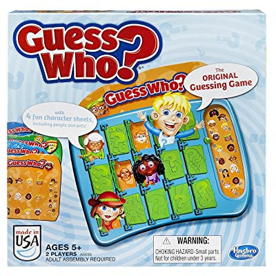 Guess Who: Toys & Games