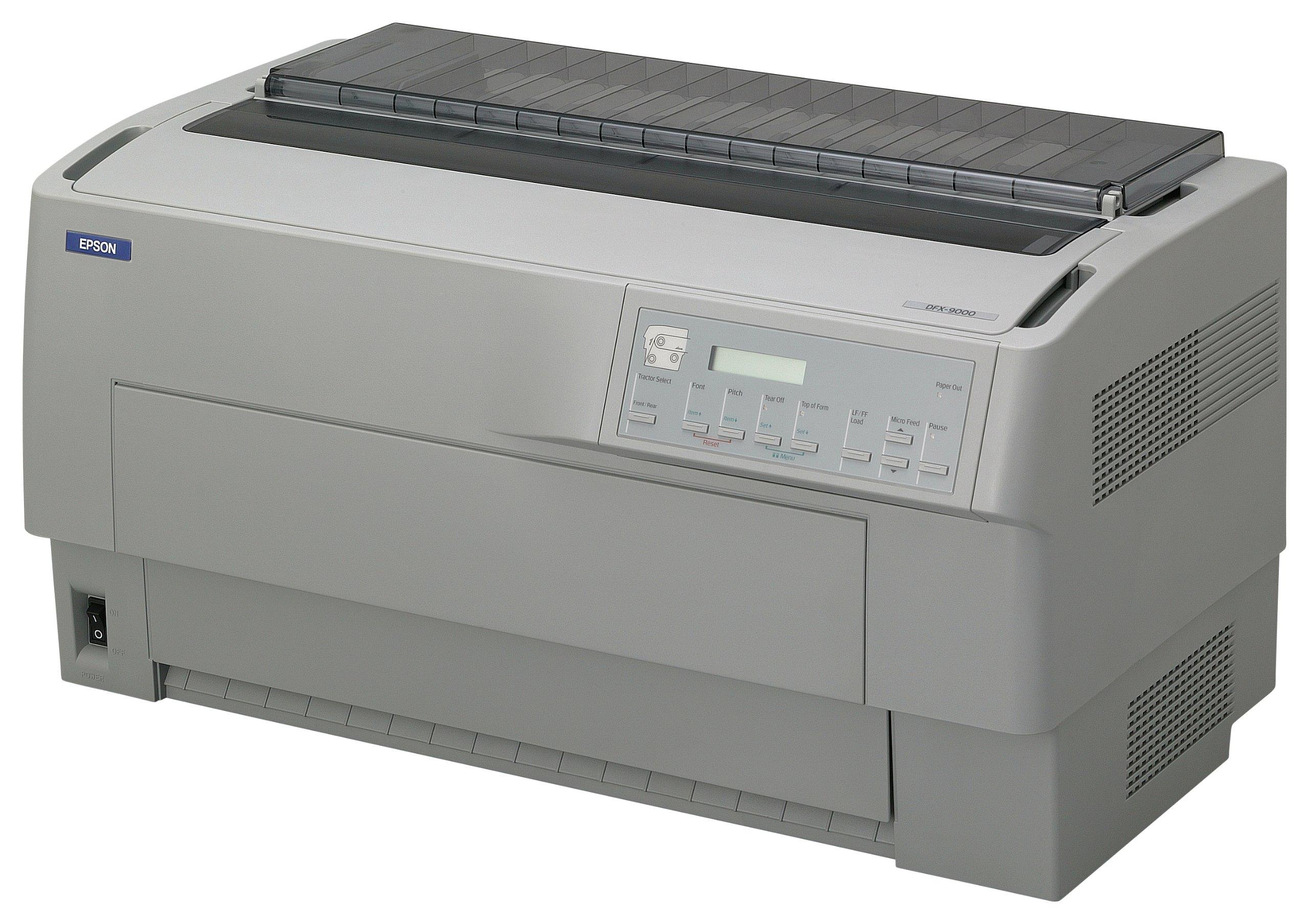 Epson C11C605001 DFX-9000 Wide Format Impact Printer