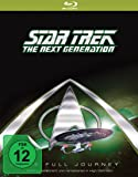Star Trek: The Next Generation - The Full Journey [Blu-ray]