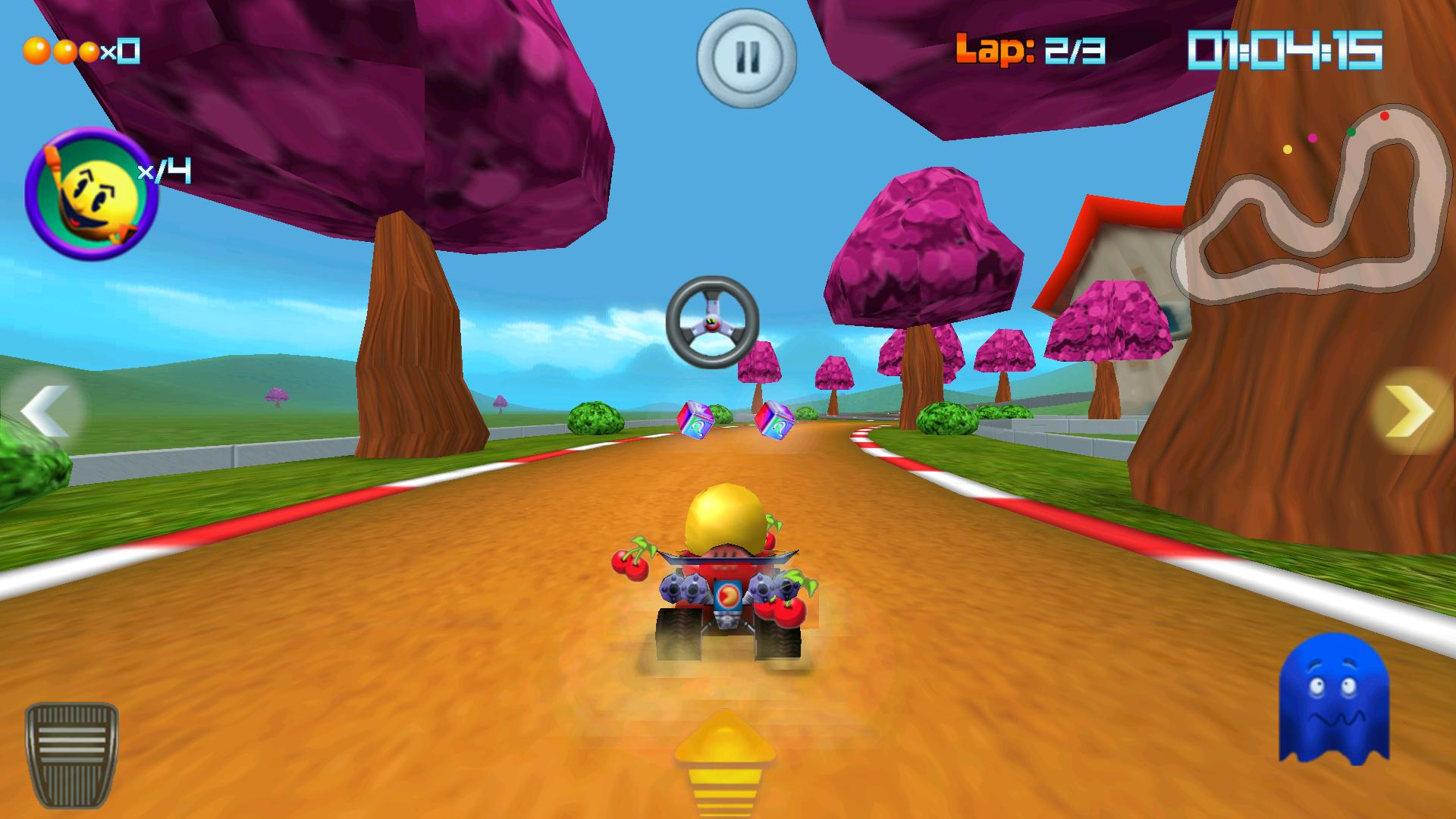 PAC-MAN Kart Rally by Namco (Fire TV): Amazon.com.au ...
