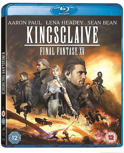Amazon Com Kingsglaive Final Fantasy Xv Blu Ray 2016 Region