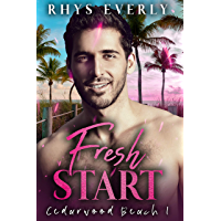 Fresh Start: A Small Town Gay Romance (Cedarwood Beach Book 1) (English Edition)