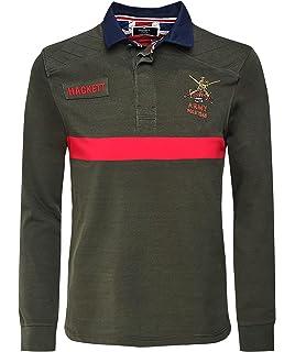 Men/'s short sleeve polo Hackett HM562382 802