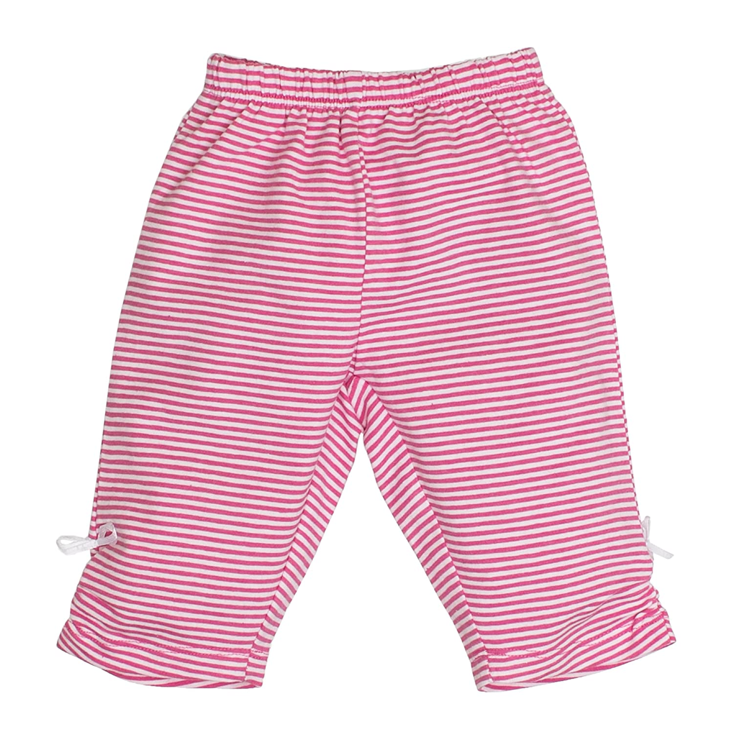 Salt & Pepper Baby Girls' B Capri Beach Stripe Shorts SALT AND PEPPER 73214214