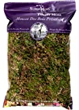 SuperMoss (21577) Forest Moss Dried, Natural, 8oz