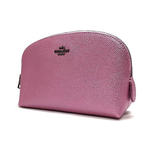 033f78e4c246 Amazon | [コーチ]COACH 財布 レディース 化粧ポーチ 59957 DKE45 コスメティック ケース 17 ピンク[並行輸入品] |  COACH(コーチ) | ポーチ