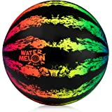 Watermelon Ball JR - Pool Toy for Underwater Games - Durable Ball for Pool Football, Basketball & Rugby - Perfect for…