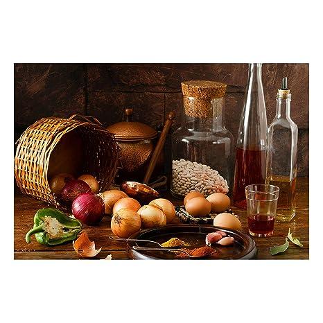 Bilderwelten Pizarra magnética - Cooking Fragrances ...