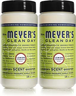 product image for Mrs. Meyer's Clean Day Laundry Scent Booster, Lemon Verbena, 18 oz, 2 ct