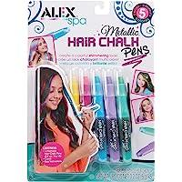 ALEX Toys Metallic Hair Chalk Pens