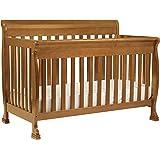 DaVinci Kalani 4-In-1 Convertible Crib, Chestnut