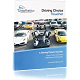 Into the Blue £100 Driving Adventure Gift Voucher Box - over 500 thrilling driving experiences from rally driving to segways, tanks to 'supercars'. Ideal Gift for petrol heads