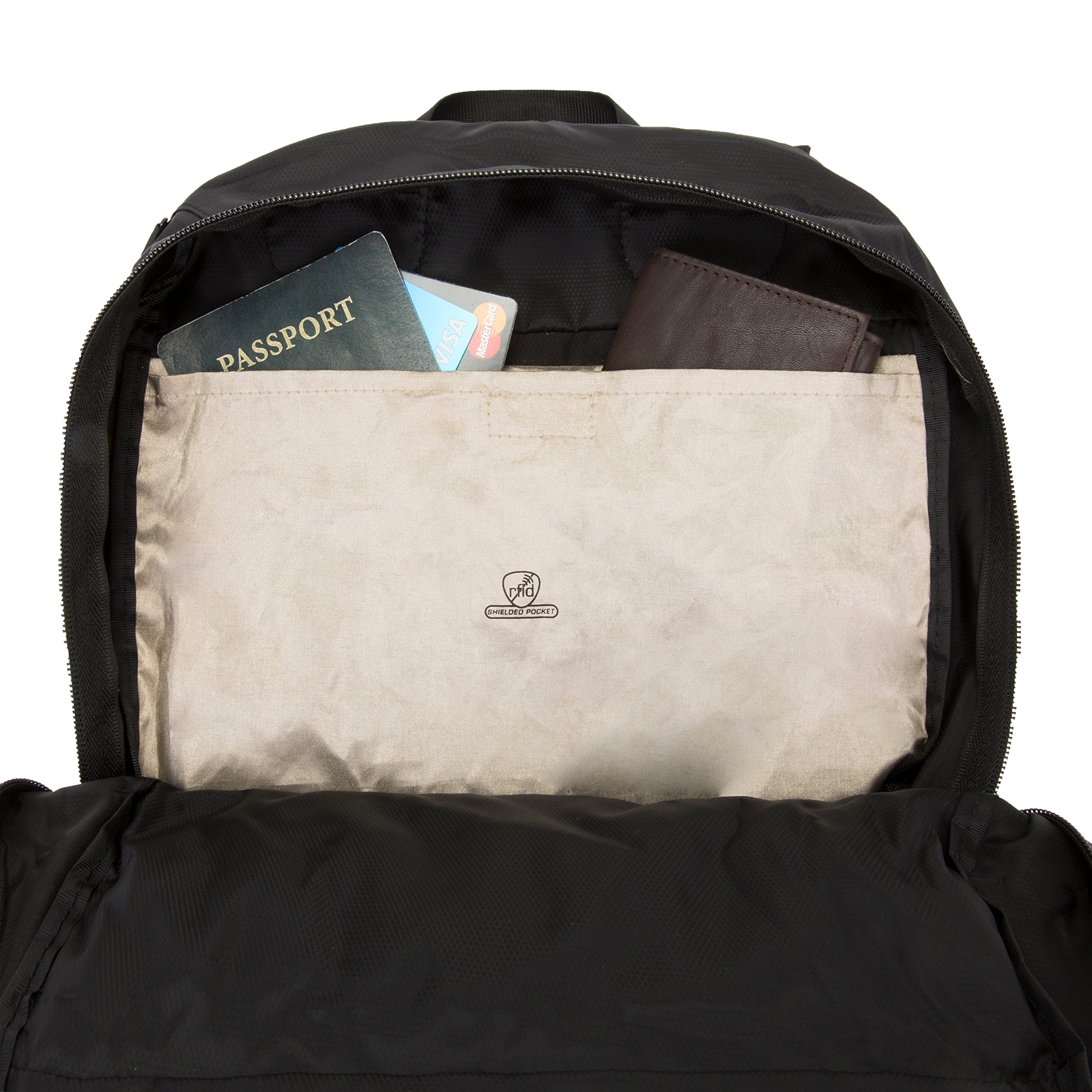 Travelon Anti-theft Packable Backpack by Travelon (Image #5)