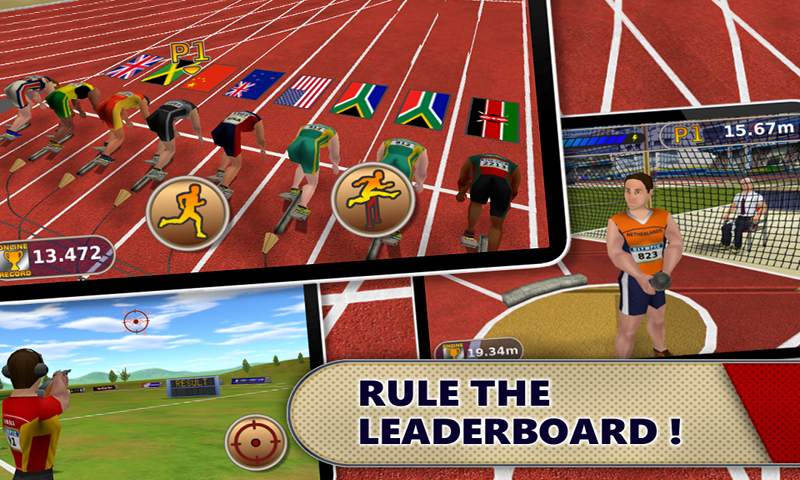 summer athletics 2009 pc crack game