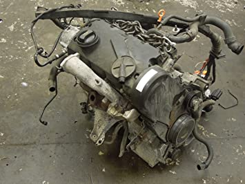 Audi VW, Skoda y 1.9 TDI Turbo Código de motor diesel AVF: Amazon.es: Coche y moto