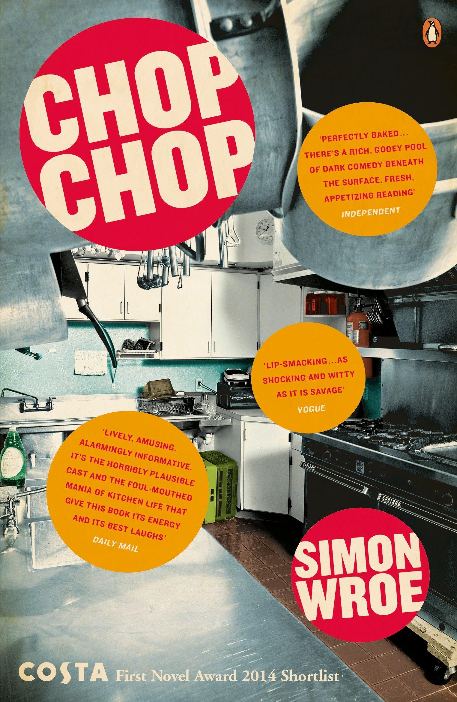 chop chop simon wroe books