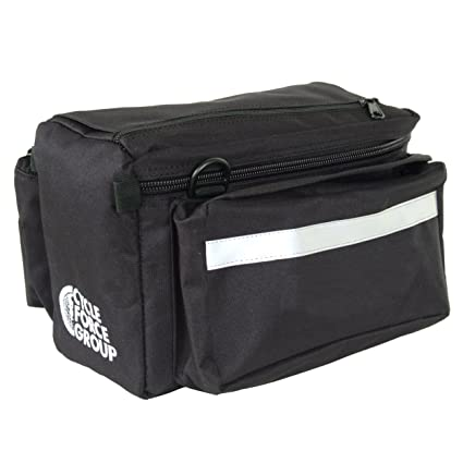 Amazon.com: Cycle Force - Bolsa para maletero (860 pulgadas ...