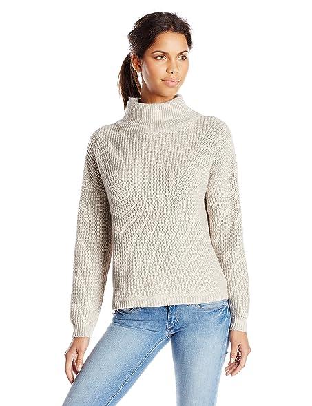Amazon.com: French Connection Women's Otis Turtleneck Sweater ...