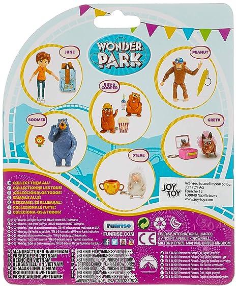 Amazon.com: Wonder Park 31039 Figure-Peanut Playset Theme ...