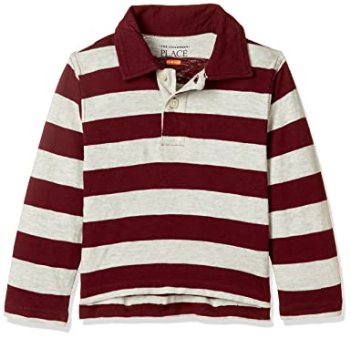 573fa3726aee The Children's Place Baby Boys' Polo: Amazon.in: Clothing & Accessories