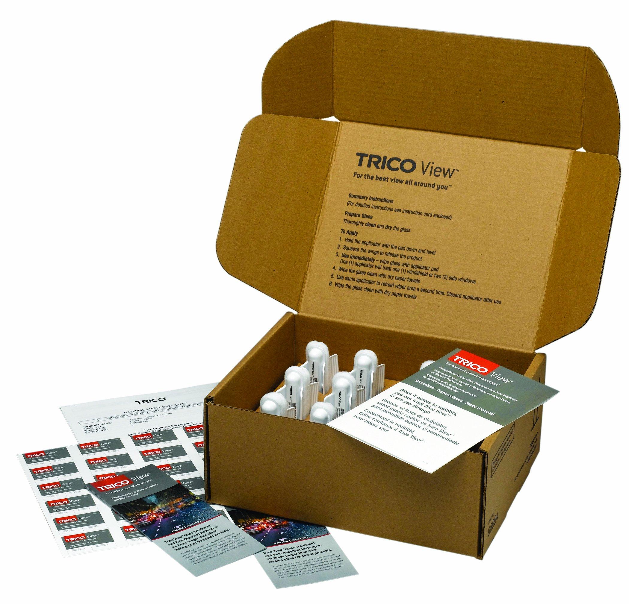 Trico 98994 View Glass Treatment and Rain Repellant
