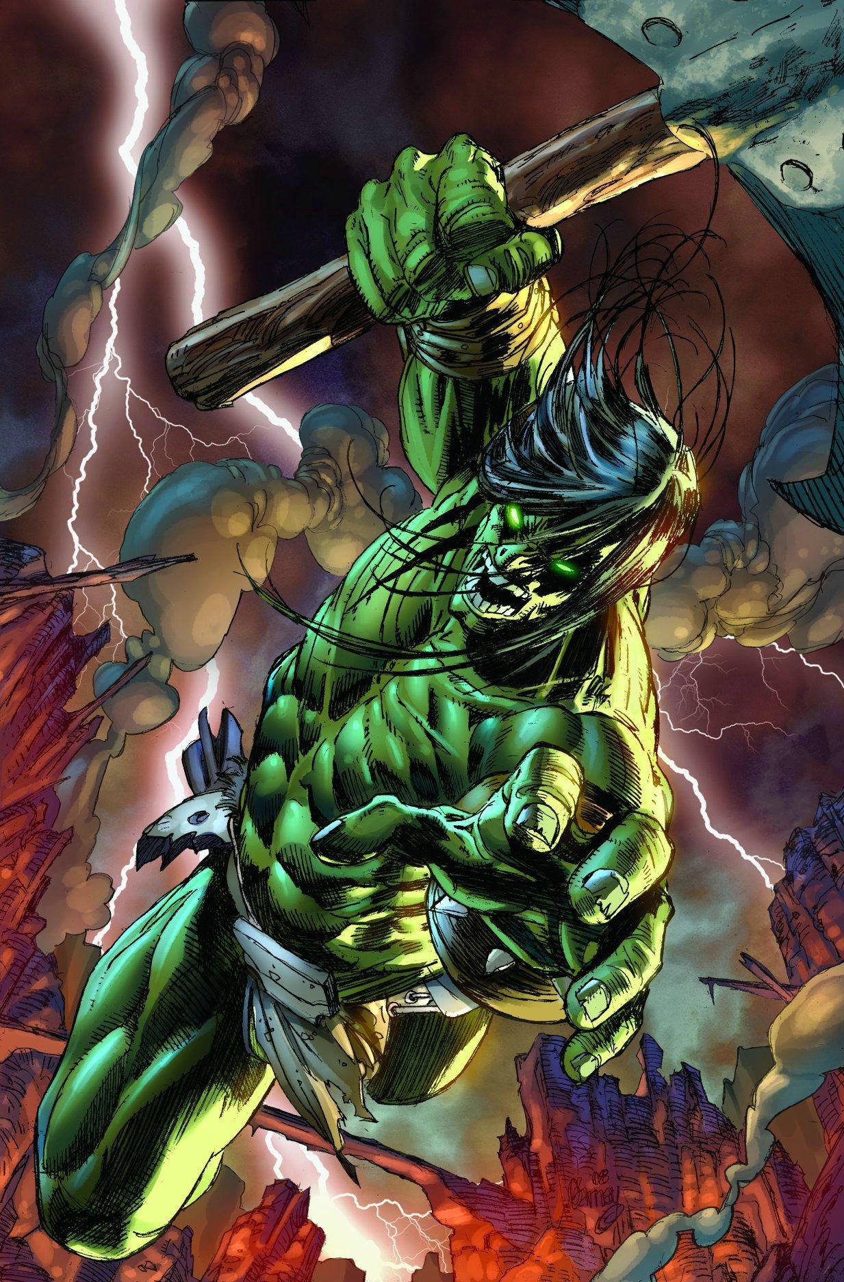 Hulk: Skaar, Son Of Hulk pdf