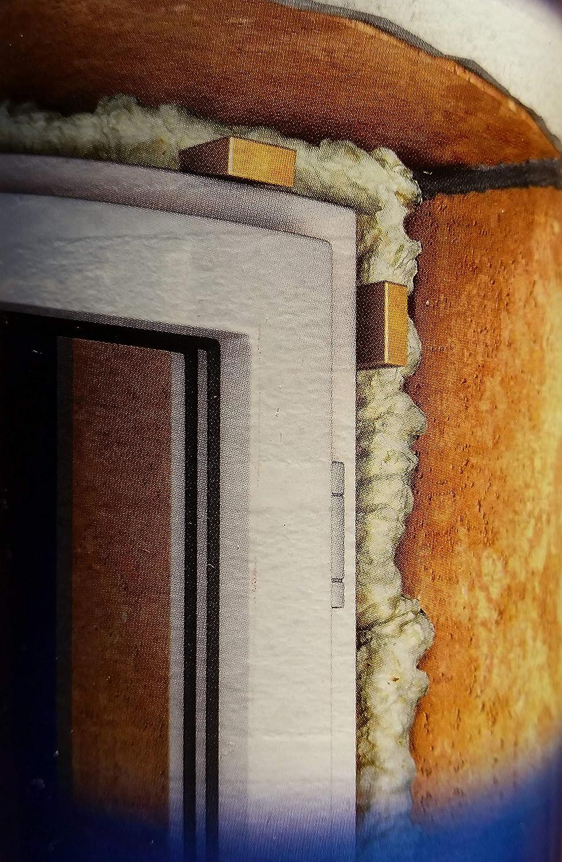 Espuma de poliuretano Berner 1-K de 750 ml de calidad para la ventana. Espuma de montaje para marcos de ventanas, bancos de ventana. Carro de refrigeración. Aislamiento acústico.: Amazon.es: Bricolaje y herramientas