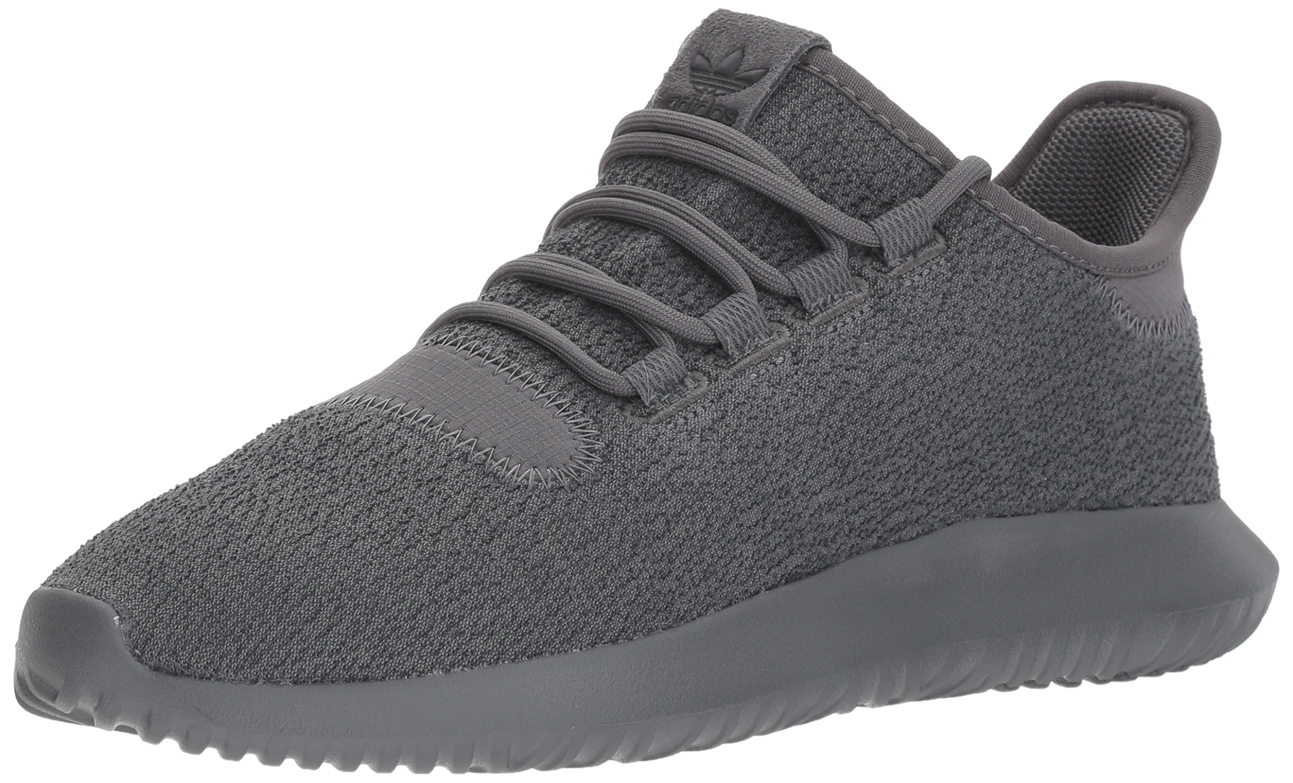 adidas Originals Women's Tubular Shadow W Sneaker, Grey Five/Grey Five/Grey Five, 7 Medium US