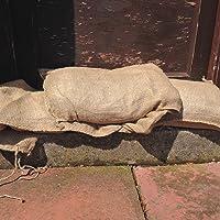 6x YUZET Sacos de Arpillera para bolsas