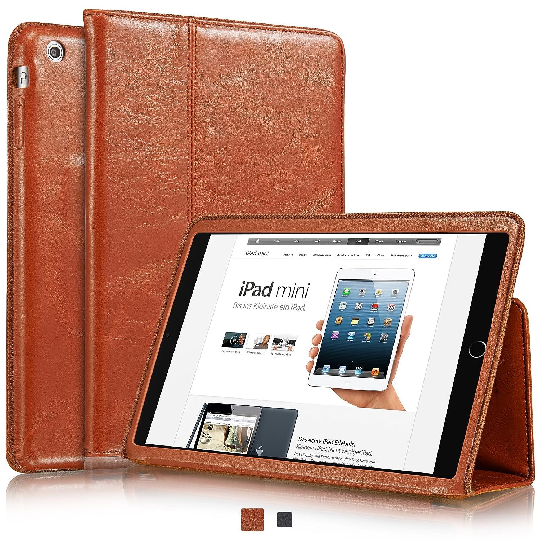 人気激安 KAVAJ iPad KAVAJ mini - 2(Retina Display)およびiPad mini用レザーケース「ベルリン」コニャックブラウン - 本革製、スタンド機能付き iPad Cognac-brown B009VK276K, 手づくり和菓子翁屋:7fb2938b --- a0267596.xsph.ru