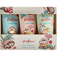 Cath Kidston Hedgehogs Hand Cream Trio Gift Box Travel Size, 3 x 30 ml
