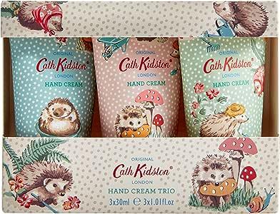 Cath Kidston Gardeners Club Hand Cream Trio 3x30mL, 0.125 kg