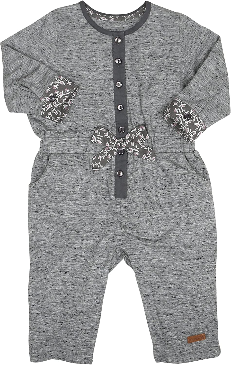 Robeez Baby Girls Sparkle Coverall